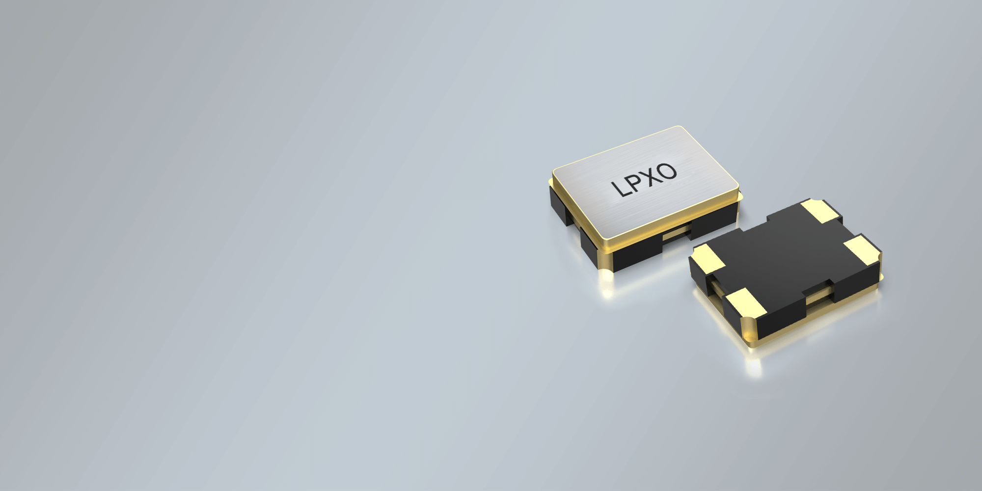 SMD LOW POWER 16.0 - 60.0 MHz OSZILLATOR